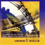 "Cover der CD ""Attacca"""