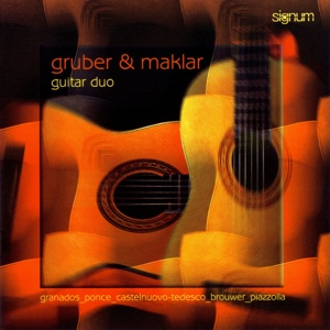 "Cover der CD ""Gruber & Maklar"""